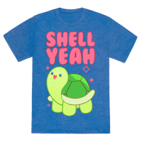 Shell Yeah Cute Turtle