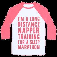 I'm A Long Distance Napper Training For A Sleep Marathon