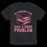 My Drinking Club Has A Book Problem