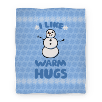 I Like Warm Hugs