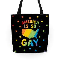America Is So Gay