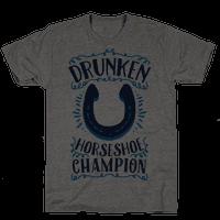 Drunken Horseshoe Champion