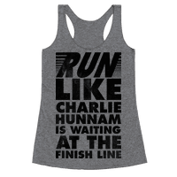 Run Like Charlie Hunnam is Waiting at the Finish Line