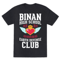 Binan High School Earth Defense Club (Red)