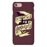 I'd Rather Be at Hogwarts