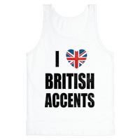 I Love British Accents