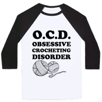 OCD Obsessive Crocheting Disorder