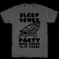 Cicadas Party Hard