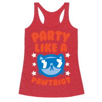 Party Like A Pawtriot