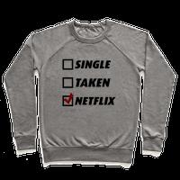 Single, Taken, Netflix