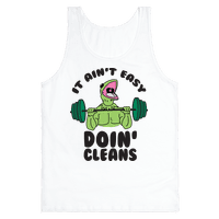 It Aint Easy Doin Cleans
