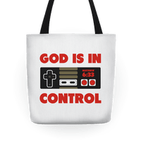 God's in Control (nerdy)