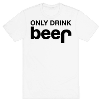 ONLY DRINK BEER (JEEP)