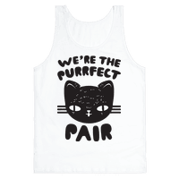We're The Purrfect Pair (Black Cat)