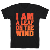I Am A Leaf On The Wind
