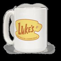 Luke's Diner Logo Mug