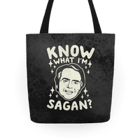 Know What I'm Sagan?