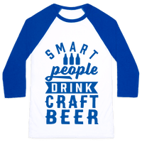 Smart People Drink Craft Beer