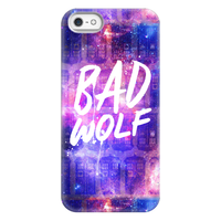 Doctor Who Bad Wolf Phonecase