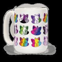 LGBTQ Cats Mug