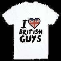 I Love British Guys