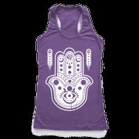 Namaste Hamsa Hand
