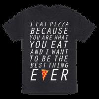 I Eat Pizza