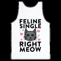 Feline Single Right Meow