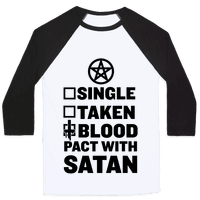 Blood Pact With Satan