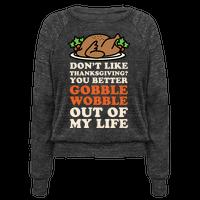 Don't Like Thanksgiving?