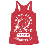Certified Sandcastle Architect