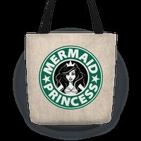 Mermaid Princess Coffee