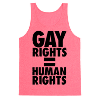 Gay Rights Equal Human Rights