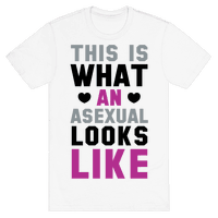 This is What an Asexual Looks Like Tee