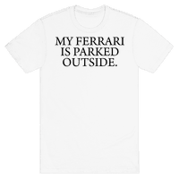 My Ferrari Shirt