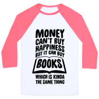 Money Can't Buy Happiness (But It Can Buy Books)
