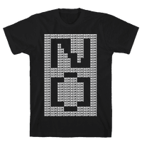 Nope Ascii Art