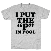 I Put the P in Pool