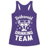 Bridesmaid Drinking Team