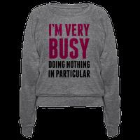 I'm Very Busy