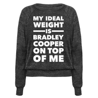 Ideal Weight (Bradley Cooper) Pullover