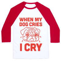 When My Dog Cries, I Cry