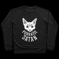 Purraise Satan
