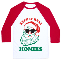 Keep It Real - Santa
