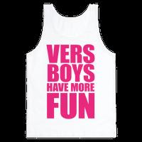Vers Boys Have More Fun