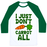 I Just Don't Carrot All