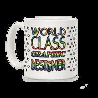 World Class Graphic Designer