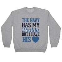 Download I'm Getting My Daddy Back – Navy Design