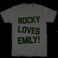 Rocky Loves Emily