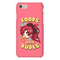 Foods Over Dudes Parody